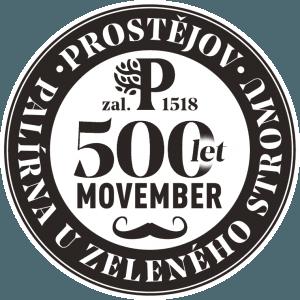 Movember 500let_Palírna